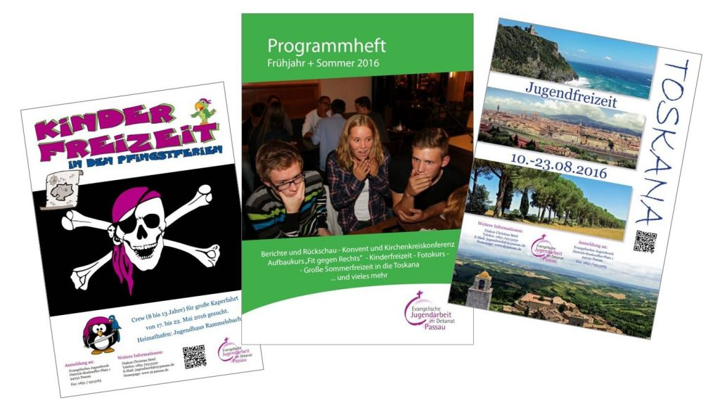 Collage Programm 2016
