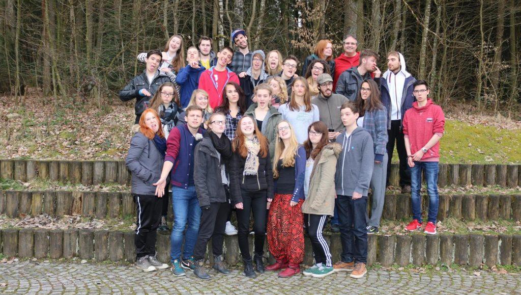 Gruppenfoto Frühjahrskonvent 2016 - Homepagebeitrag